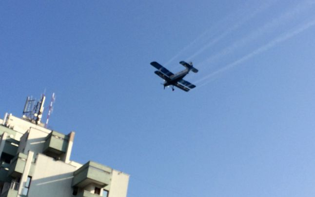 avion tantari