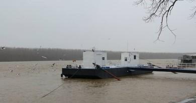 Cod portocaliu de inundaţii pe Dunăre, până pe 31 martie