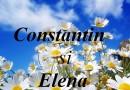 1,7 milioane de români poartă numele sfinților Constantin și Elena