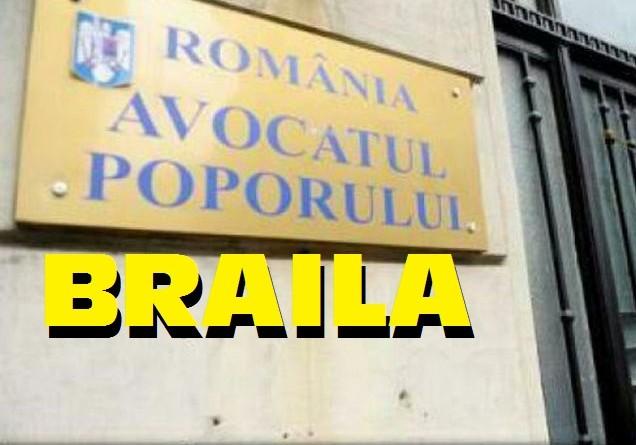 Ştiaţi că Avocatului Poporului acordă audiențe și în Brăila?