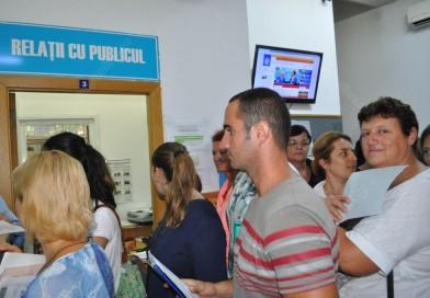 Deschis la pașapoarte, permise auto și înmatriculări de Sf.Maria, la Brăila