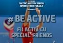 """,,Săptămîna europeană a sportului #BeActive"""""""