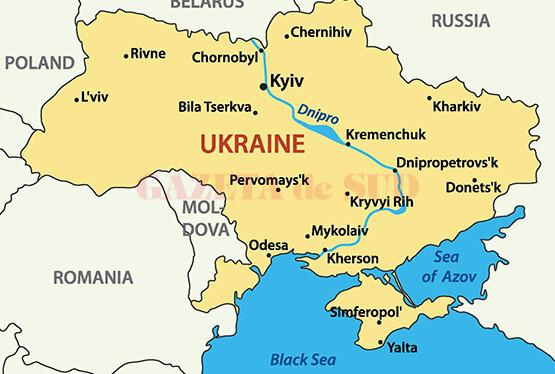 Nu Călătoriți In Ucraina