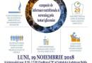 Testare gratuita a glicemiei, luni 19 noiembrie