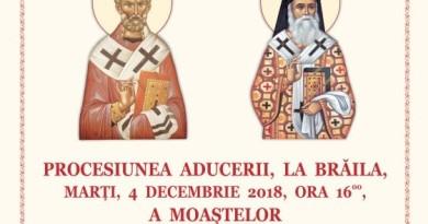 afis Sfantul Nicolae