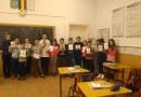 Felicitãri copiilor din Cazasu