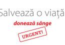 Spitalele au nevoie urgentă de sânge. Mergeţi şi donaţi