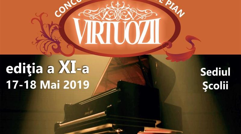 Afis Virtuozii 2019