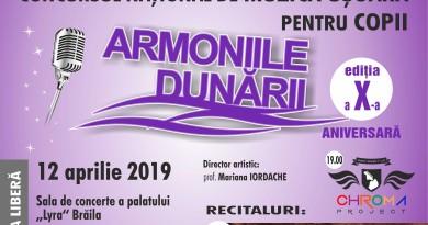 Armonii 2019