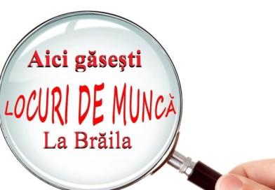 584 locuri de munca la Braila