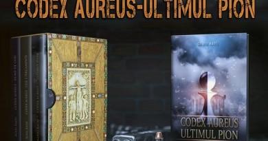lansare codex aureus11