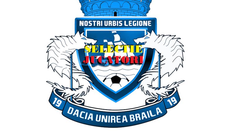 """Continuăm împreună, luptăm împreună! Hai """"Dacia Unirea"""" Brăila"""