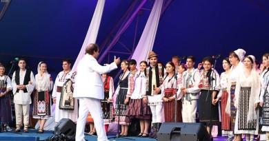 """De astăzi la Brăila începe Festivalul Internațional de Folclor """"Cântecul de dragoste de‐a lungul Dunării"""", Ediția a XIII‐a"""