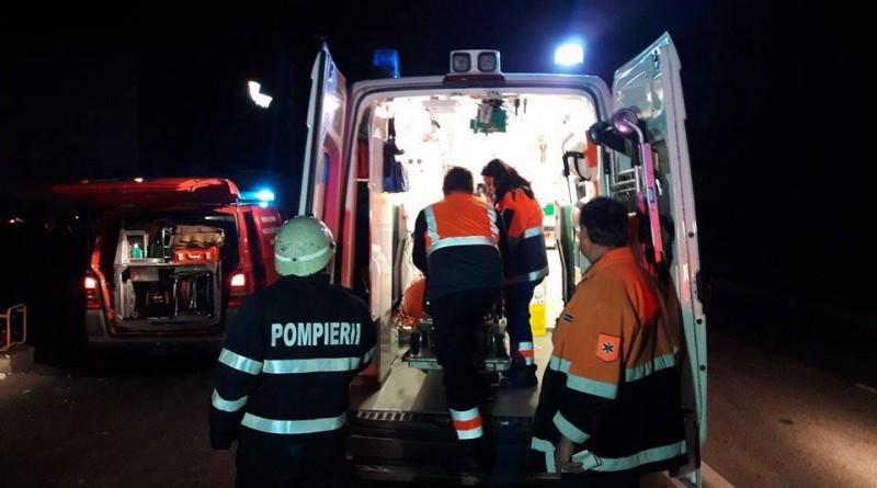Accident si trafic blocat pe ruta Sendreni – Baldovinesti
