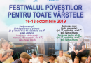 Festivalul Poveștilor pentru Toate Vârstele la Biblioteca Județeană