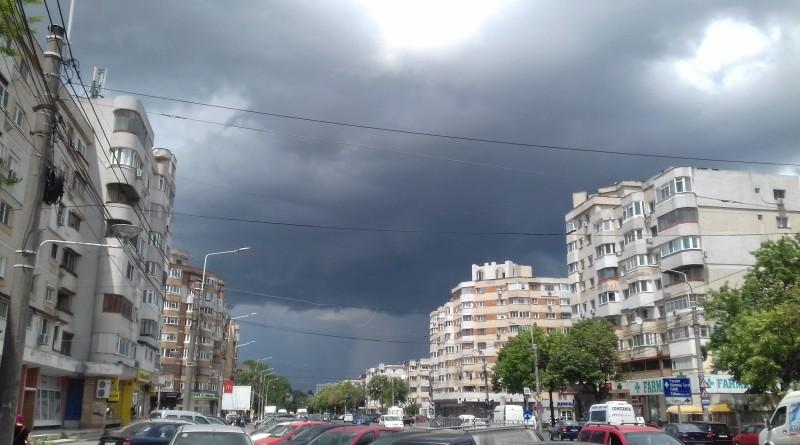 Meteo pentru două săptămâni în Muntenia