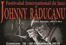 """Pregătiri pentru Festivalul de Jazz """"Johnny Răducanu"""". Iată concurentii si programul"""