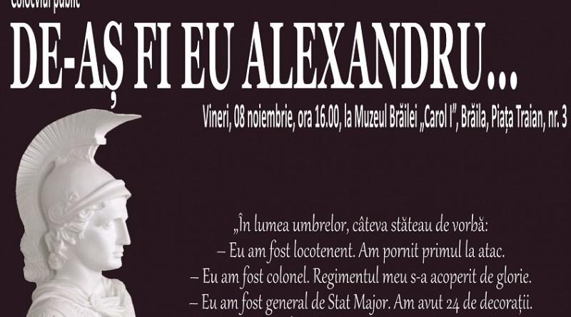 Afis Alexandru m