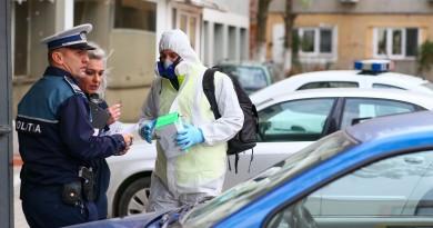 In urma decesului a 3 persoane in weekend s-a luat decizia evacuarii unui intreg bloc social, pentru a se determina cauza exacta care a stat la baza deceselor, luni 18 noiembrie 2019, Timisoara.