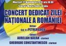 """Concert de 1 decembrie la """"Maria Filotti"""""""