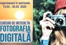 Curs de Inițiere în fotografia digitală la Biblioteca Județeană