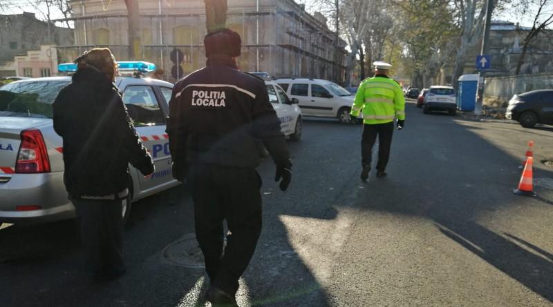 Poliţia Locală Brăila în acţiune