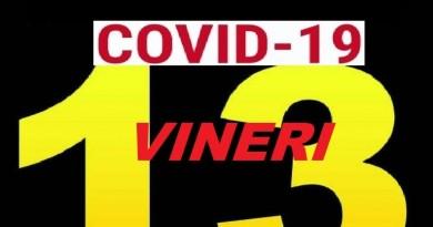 Vineri 13, în perioada lui Covid – 19