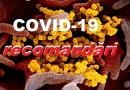 COVID 19 – Protejați-vă, evitați contactul direct!
