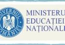 Ministerul Educației și Cercetării a lansat un amplu proces de consultare publică pentru realizarea profilului de competențe ale cadrului didactic