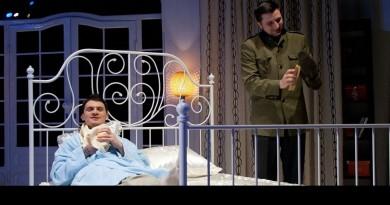 """Teatrul """"Maria Filotti"""", azi pe facebook cu """"O scrisoare pierdută"""""""