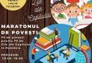 Maratonul de povești – 70 de povești pentru 70 de Zile ale Copilului