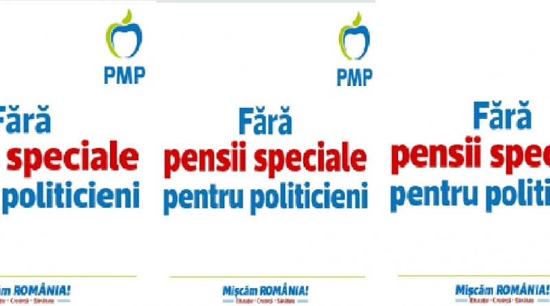 PMP deschid