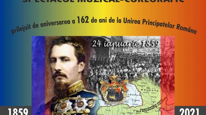 [SPA] Afis Ziua Unirii 20211