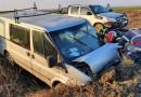 Accident cu șase victime în Insula Mare a Brăilei