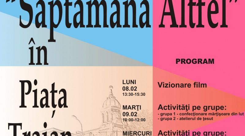 Saptamana Altfel in Piata Traian nr2 (1)