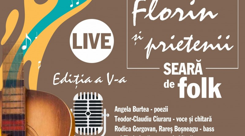 Seara de folk feb. 2021