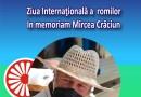 De Ziua Internaţională a Romilor