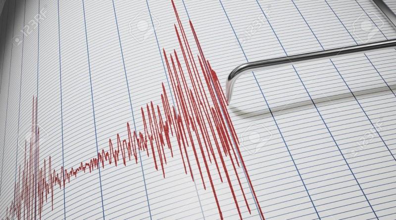 Trei cutremure într-o noapte. Unul dintre ele, cel mai mare din acest an