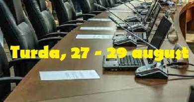 Training de jurnalism de investigație, Turda, 27 – 29 august