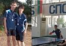 Medalii la concursul paralimpic international din Bulgaria