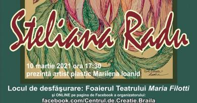 Expozitie pictura Steliana Radu