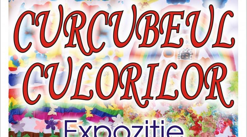 Expozitie desene Curcubeu