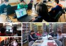 Copiii de gimnaziu din județul Brăila au început cursurile gratuite de programare de la bibliotecă